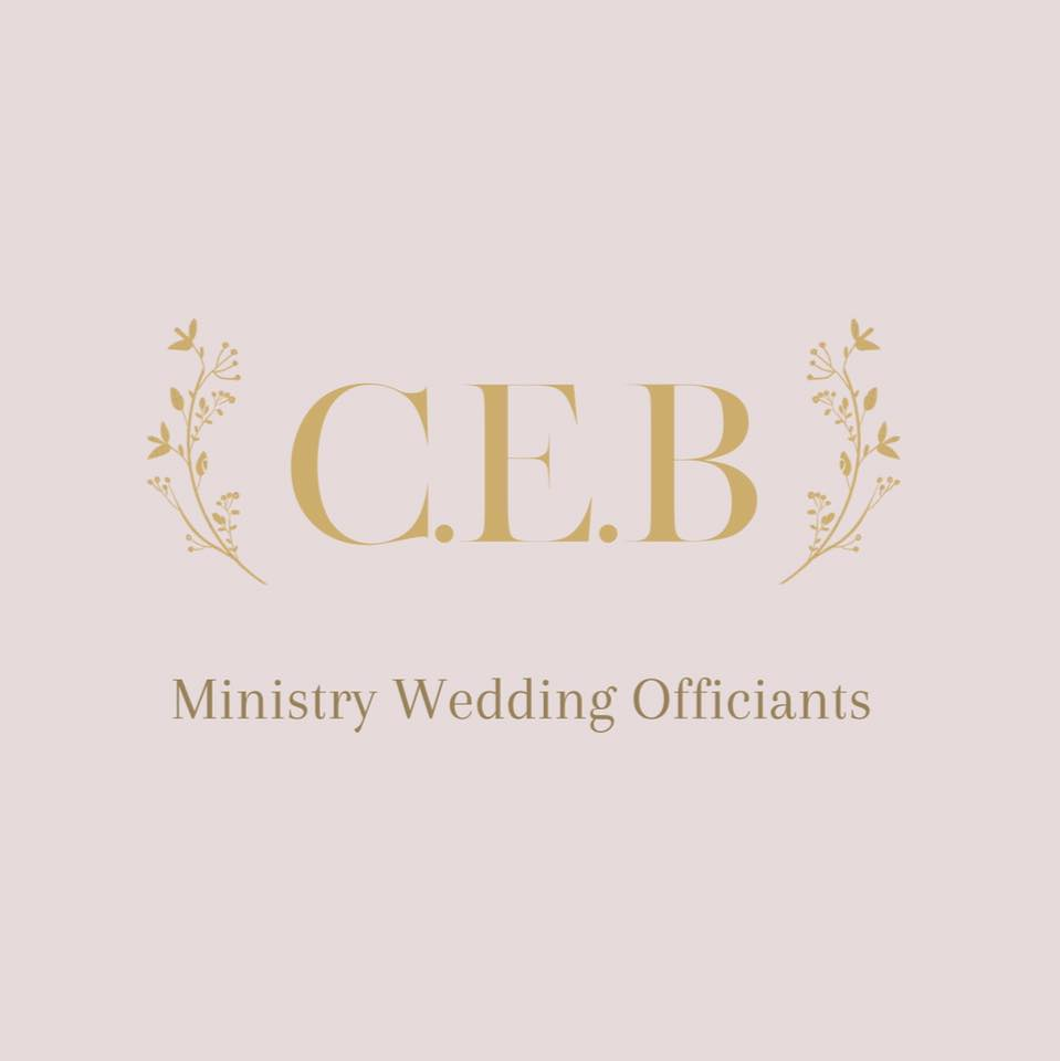 C.E.B. Ministry Wedding Officiant