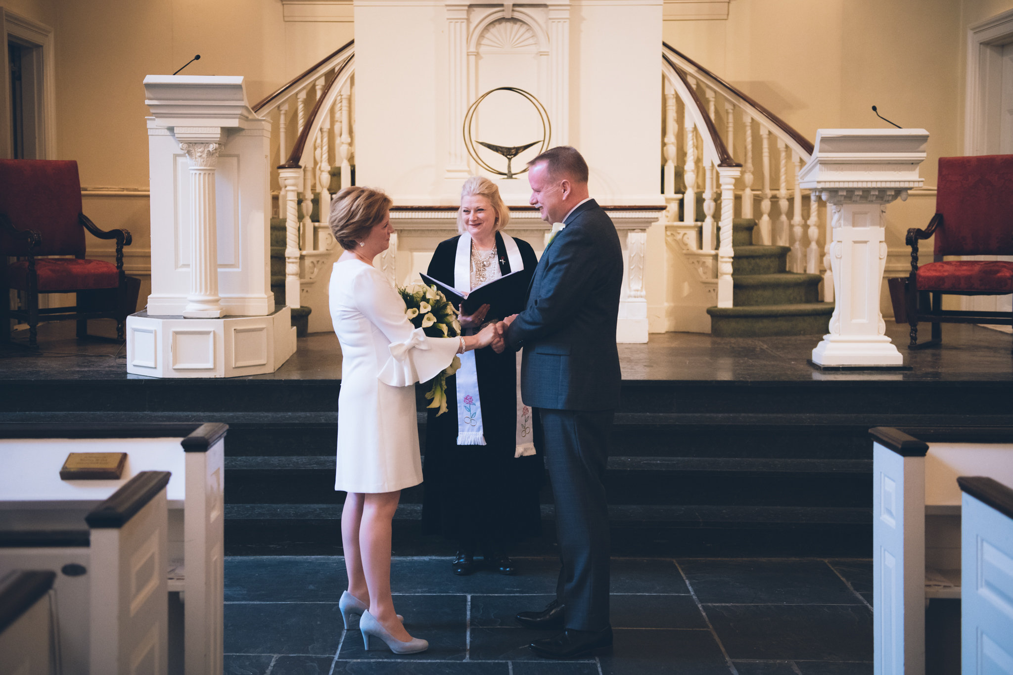 Rev. Annie Lawrence, NYC Wedding Officiant