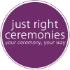 Just Right Ceremonies