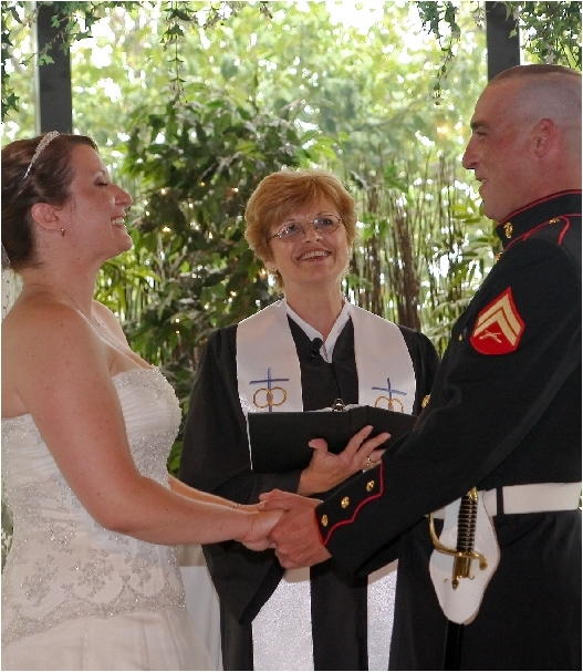 La Donna Weddings Officiants & Ceremony Coordinating Services